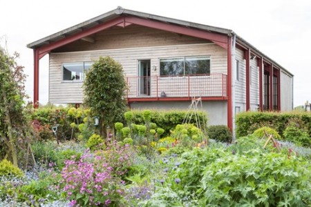 Upper Crannel Farm Barn self catering