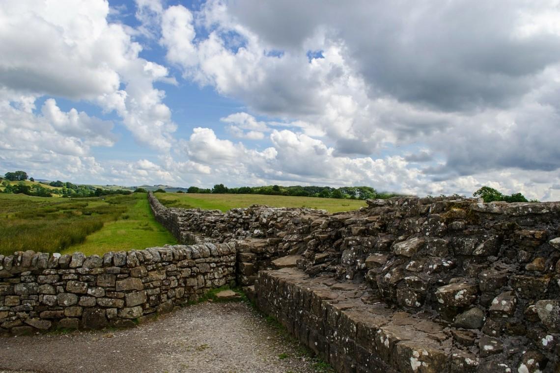 wall hadrian