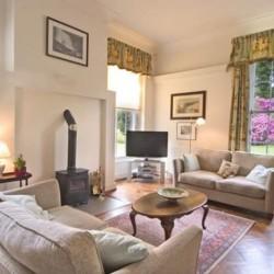 Warwick Hall Sitting Room