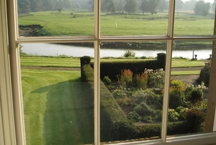 Warwick Hall Garden View