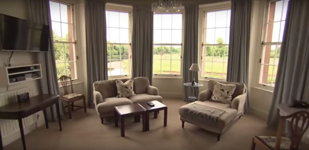 Warwick Hall Suite