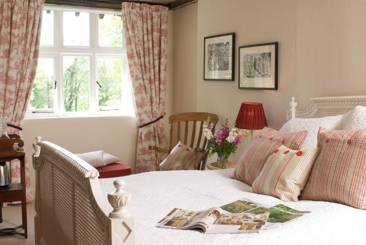 West Stow Double Bedroom
