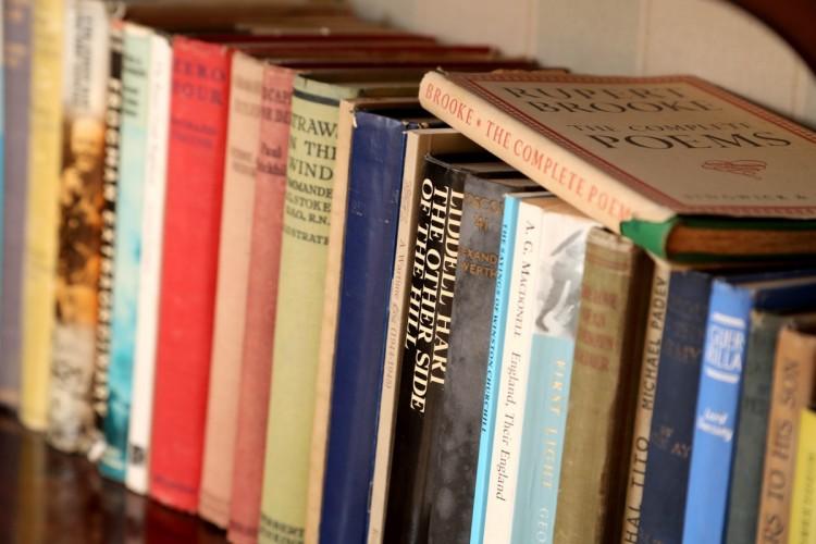 Wrackleford House Books