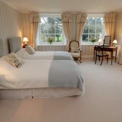 Wrackleford House bedroom