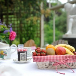 Wrackleford House Breakfast