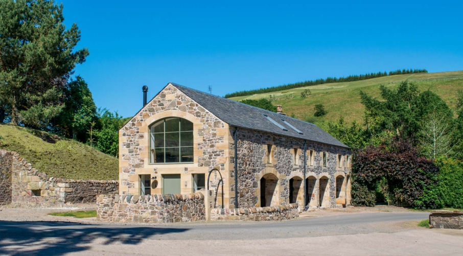 Woodmill Arches, Self-Catering Lindores