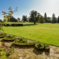 Cardross B&B ornamental gardens