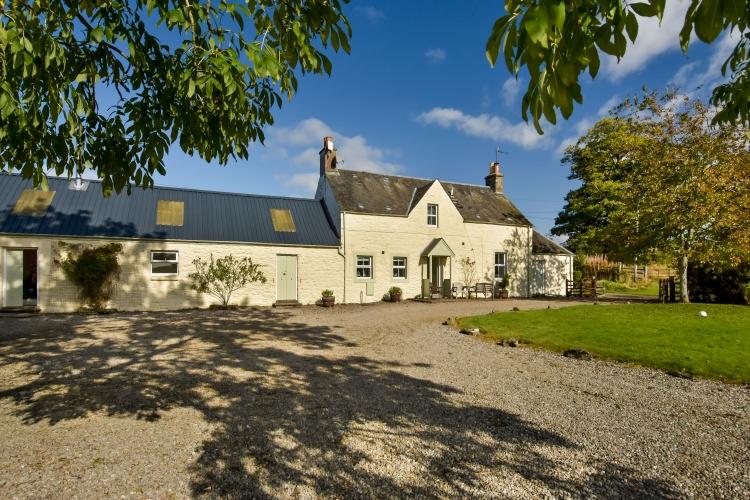 Cardross Arnvicar Cottage