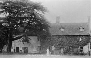 College Farm Norfolk