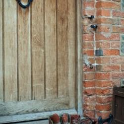 Horseshoe Cottage B&B Front Door