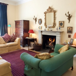 The Old Rectory, Ludlow Sitting Room