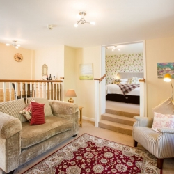 Penbontbren luxury B&B guest suite