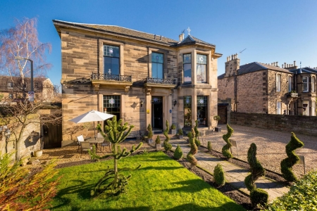 23 Mayfield bandb Edinburgh facade 2