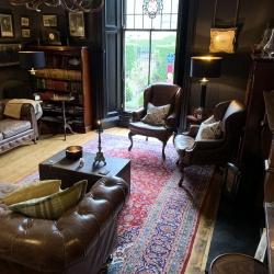 23 Mayfield bandb Edinburgh lounge