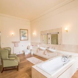 Luxury Bathroom at Blervie House