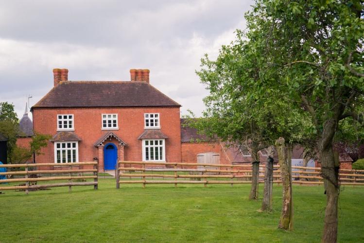 Huntlands Farm the-georgian-house
