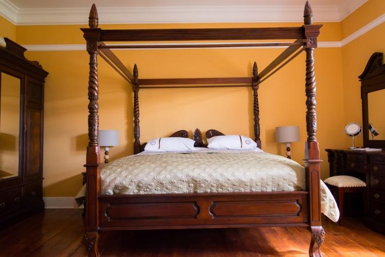 Huntlands farm bedroom 4