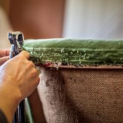 Huntlands Farm upholstery 3