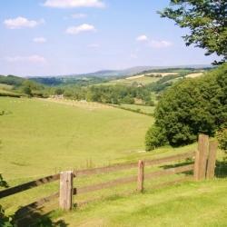 Lobhill Farm B&B-view