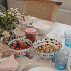 Breedon Hall Breakfast