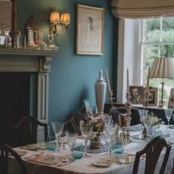 Breedon Hall Dining room