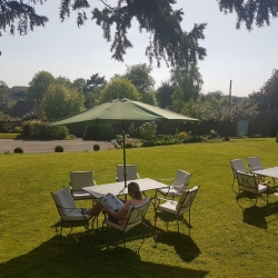 Breedon Hall Bed and Breakfast Garden
