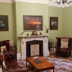 Glendon House B&B Sitting room