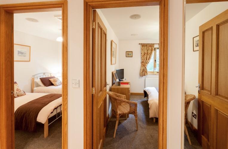 Heads Nook Hall Cottage interior