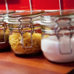 Heads Nook Hall Cottage jars