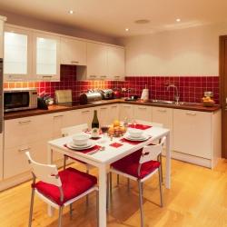 Heads Nook Hall Cottage kitchen