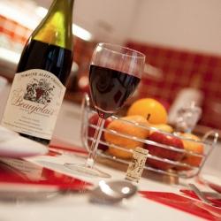 Heads Nook Hall Cottage wine