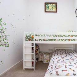 Johnby Hall children's room garden b