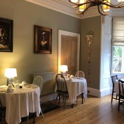 Kingsway Guest House Edinburgh Dining room