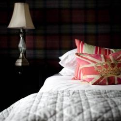 Kingsway Guest House Edinburgh bed
