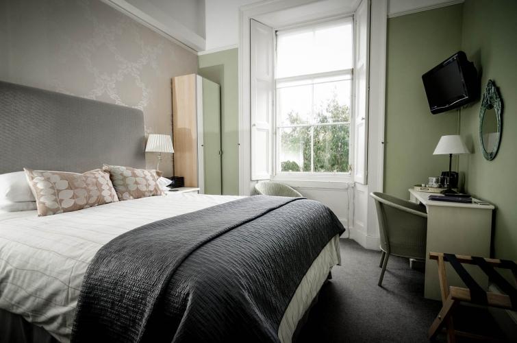 Kingsway Guest House Edinburgh bedroom