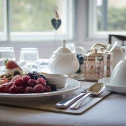 Kingsway Guest House Edinburgh breakfast