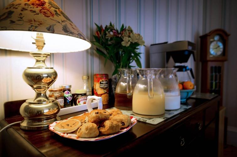Kingsway Guest House B&B - Breakfast buffet