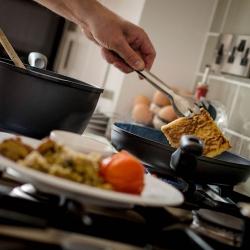 Kingsway Guest House Edinburgh cooking 2