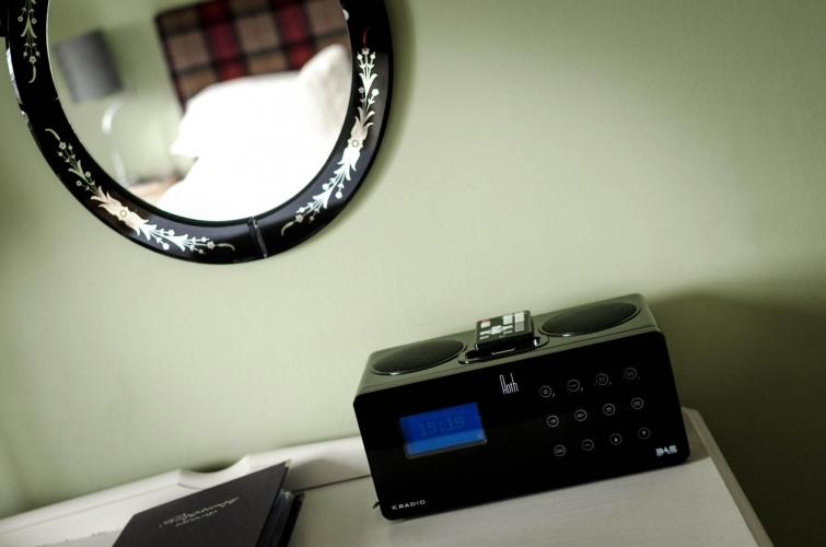 Kingsway Guest House Edinburgh radio