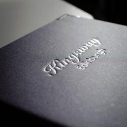 Kingsway Guest House Edinburgh guest book