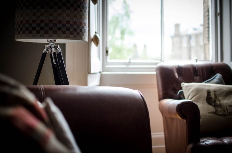 Kingsway Guest House B&B - armchair