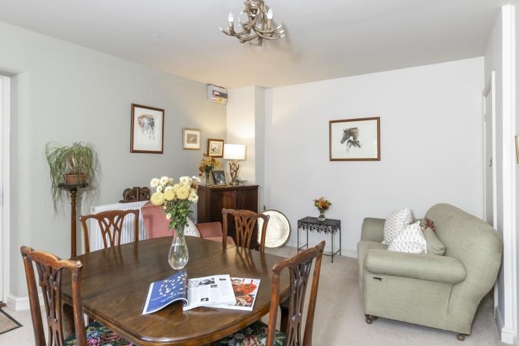 Horseshoe Cottage B&B second guest sitting room