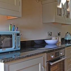 Upton Cressett The Moat House kitchen