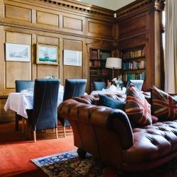 Hoveton Hall B&B guest sitting room