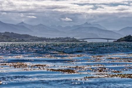 Scotland road trip landscape