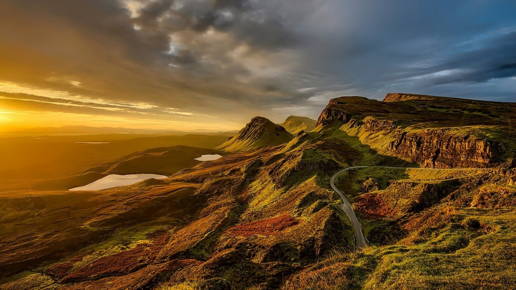 Scottish road trips with Wolsey Lodges