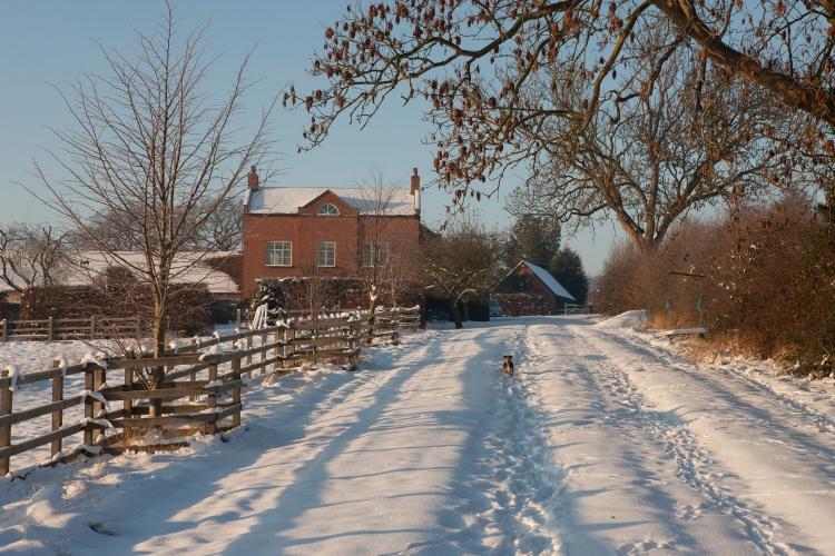 Stamford Hall B&B near Stratford-on-Avon