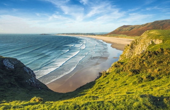Wales welsh beach