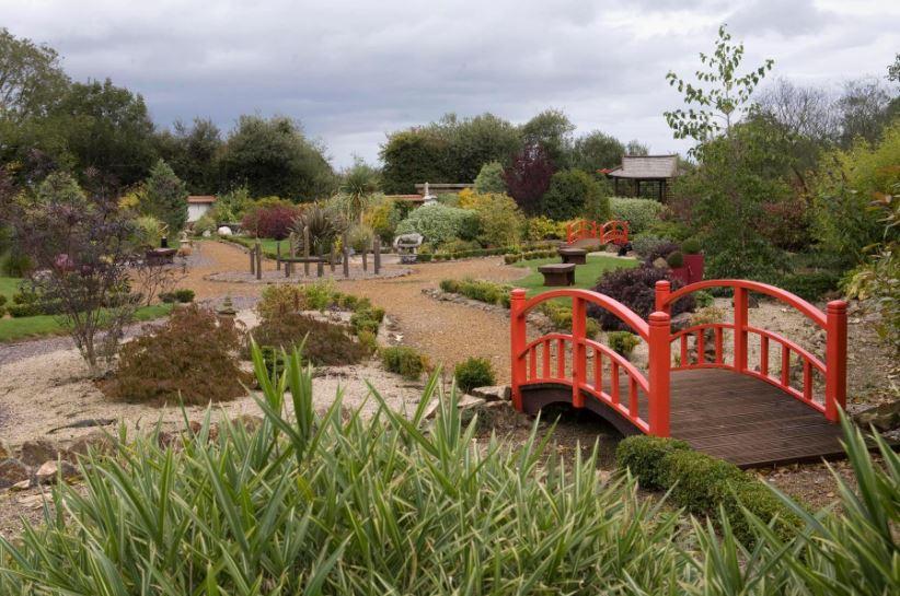 Glenavon Japanese Garden, County Wexford