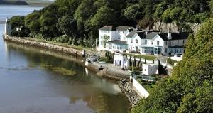 Portmerion village, Wales